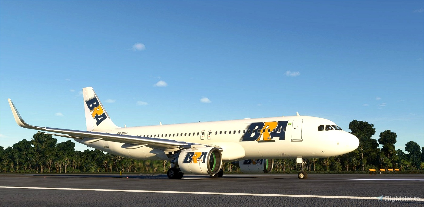 BRA (Brasil Rodo Aéreo) Transportes Aéreos for A320neo