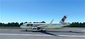 BRA (Brasil Rodo Aéreo) Transportes Aéreos for A320neo Microsoft Flight Simulator