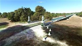 Briare Canal Bridge Microsoft Flight Simulator
