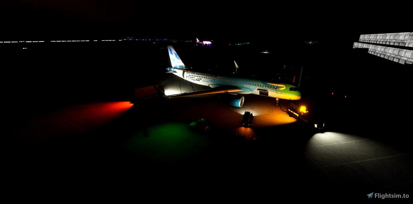[A32NX] British Airways G-TTNA Better World FBW A320 NEO