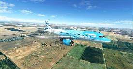 [A32NX] British Airways G-TTNA Better World FBW A320 NEO Microsoft Flight Simulator