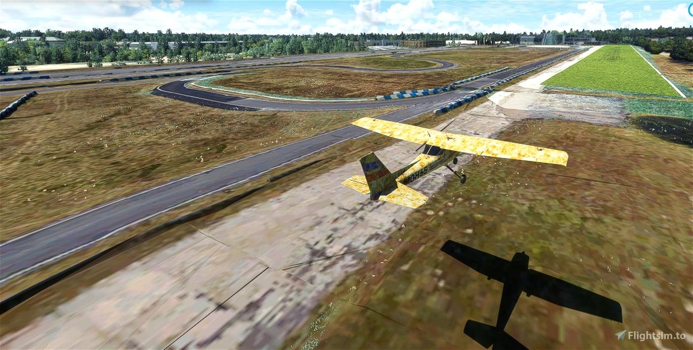 Brooklands Museum, UK  ( including airfield )