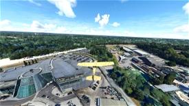 Brooklands Museum, UK  ( including airfield ) Microsoft Flight Simulator