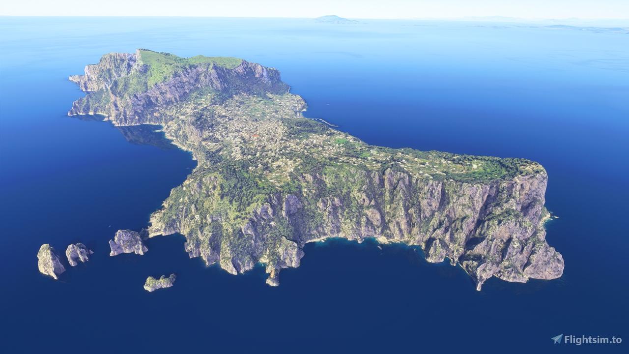 Isolda di Capri – Campania