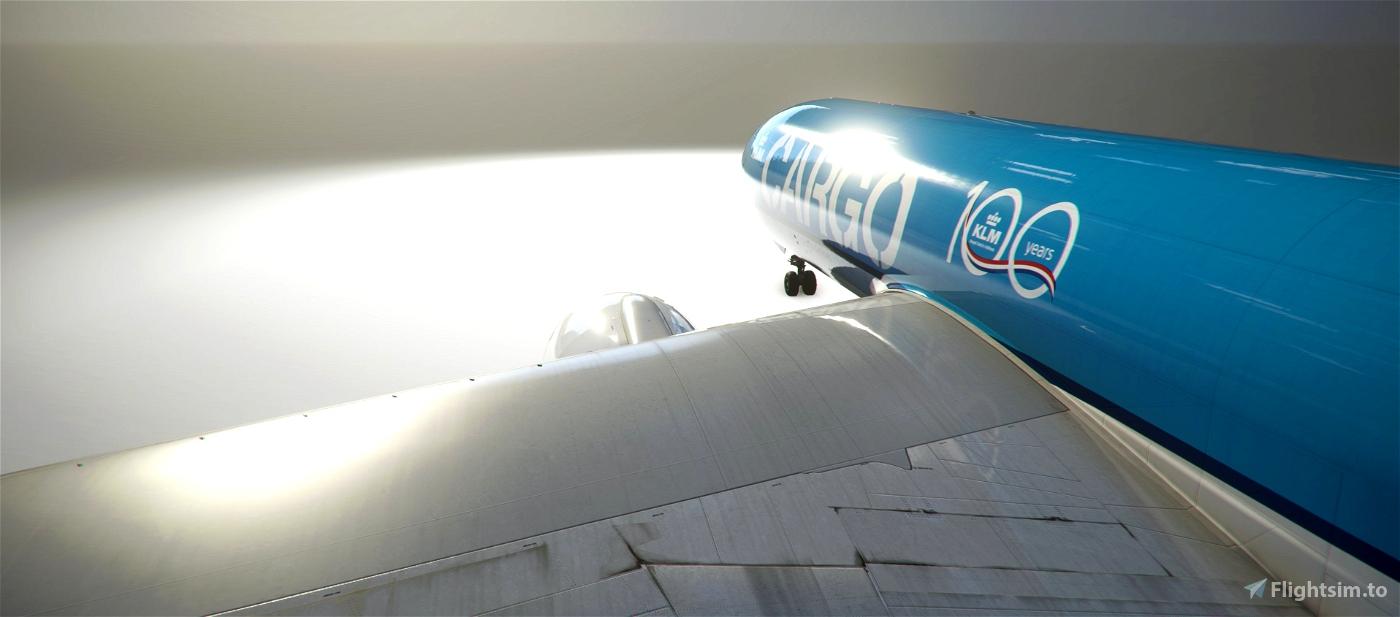 CS 777F | KLM CARGO | 8K | High Details