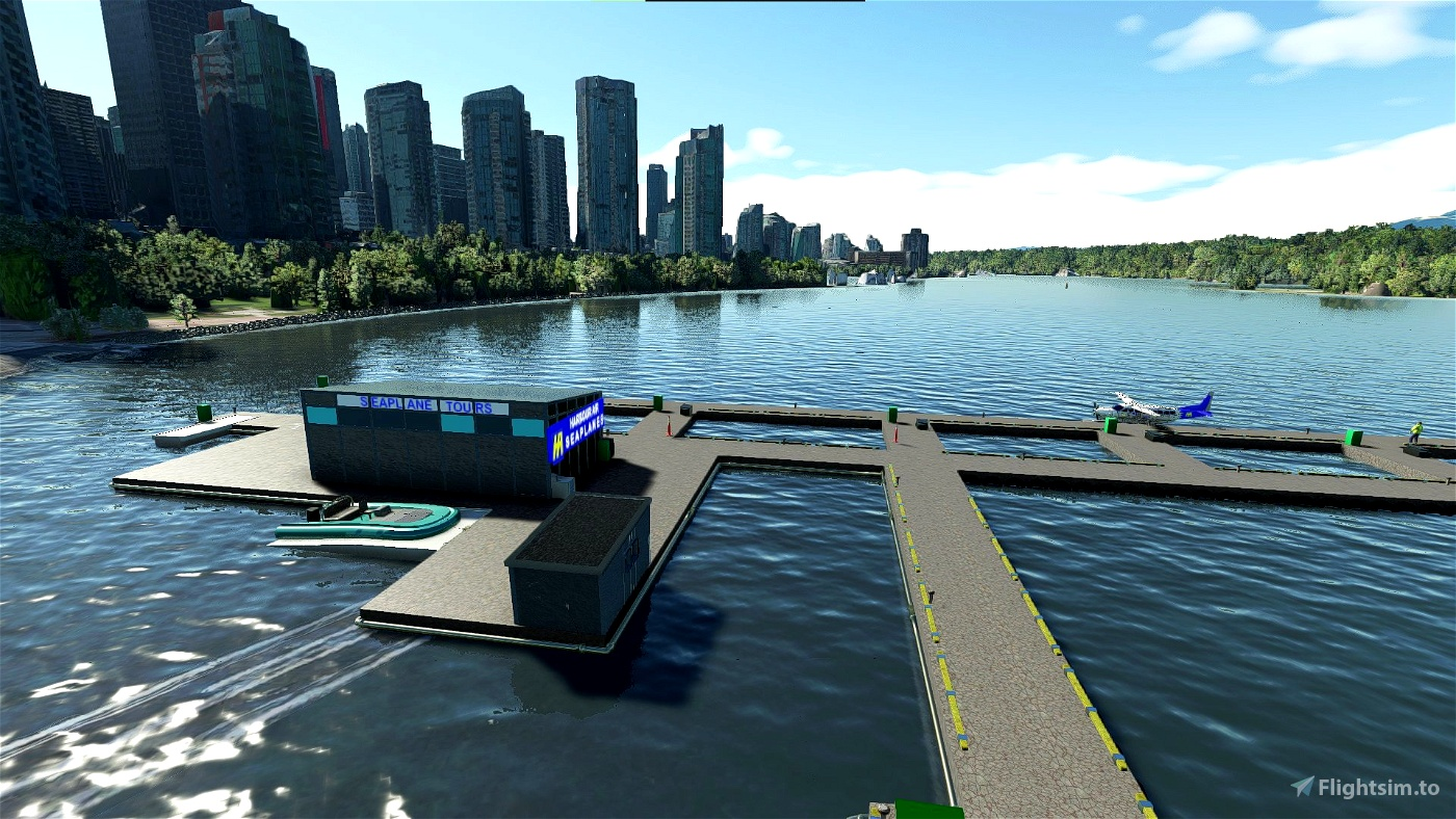 (CYHC) Vancouver Harbour Flight Centre Project
