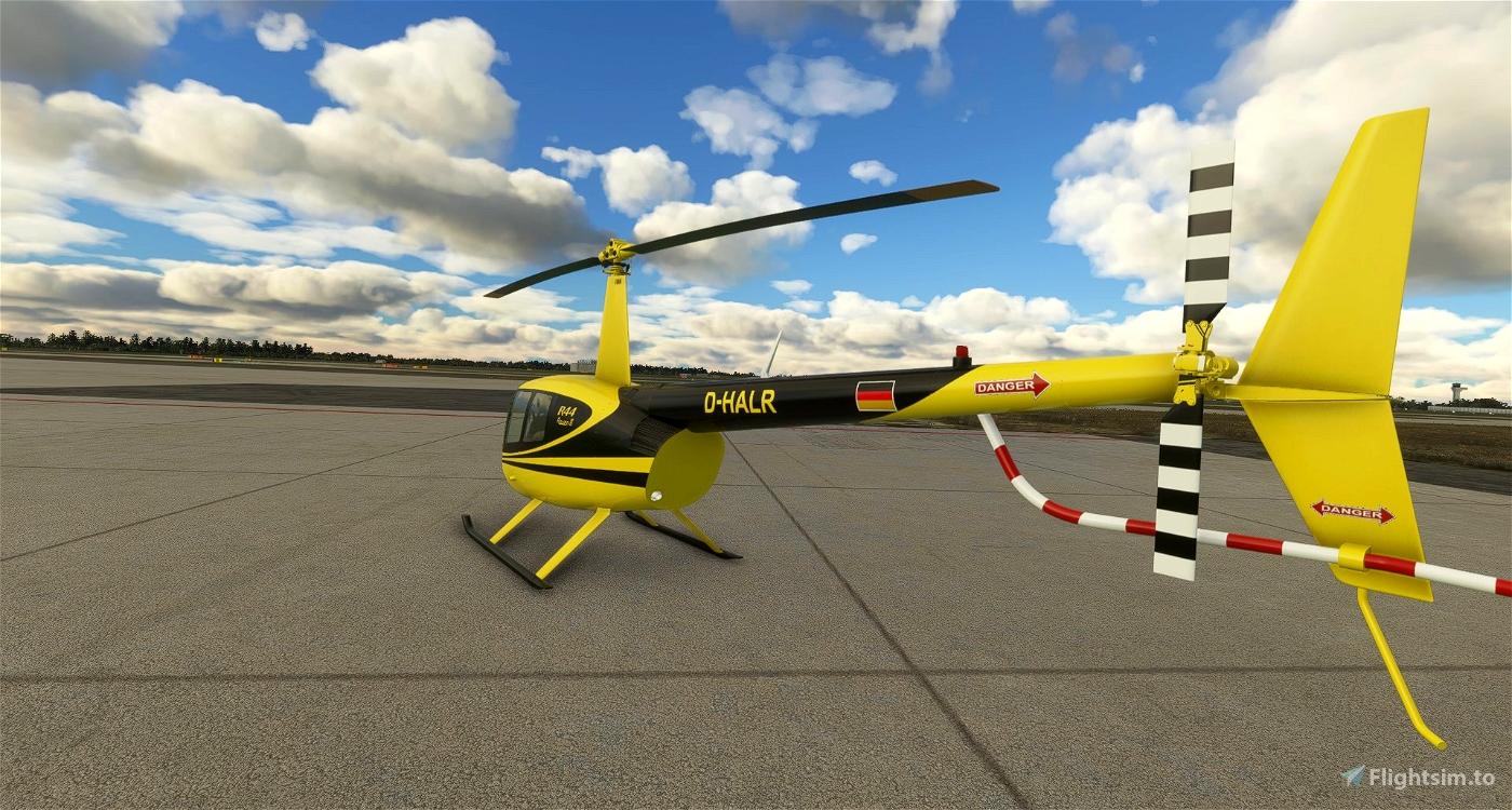 D-HALR   Air Lloyd   R44 Raven II Alpha 2.0