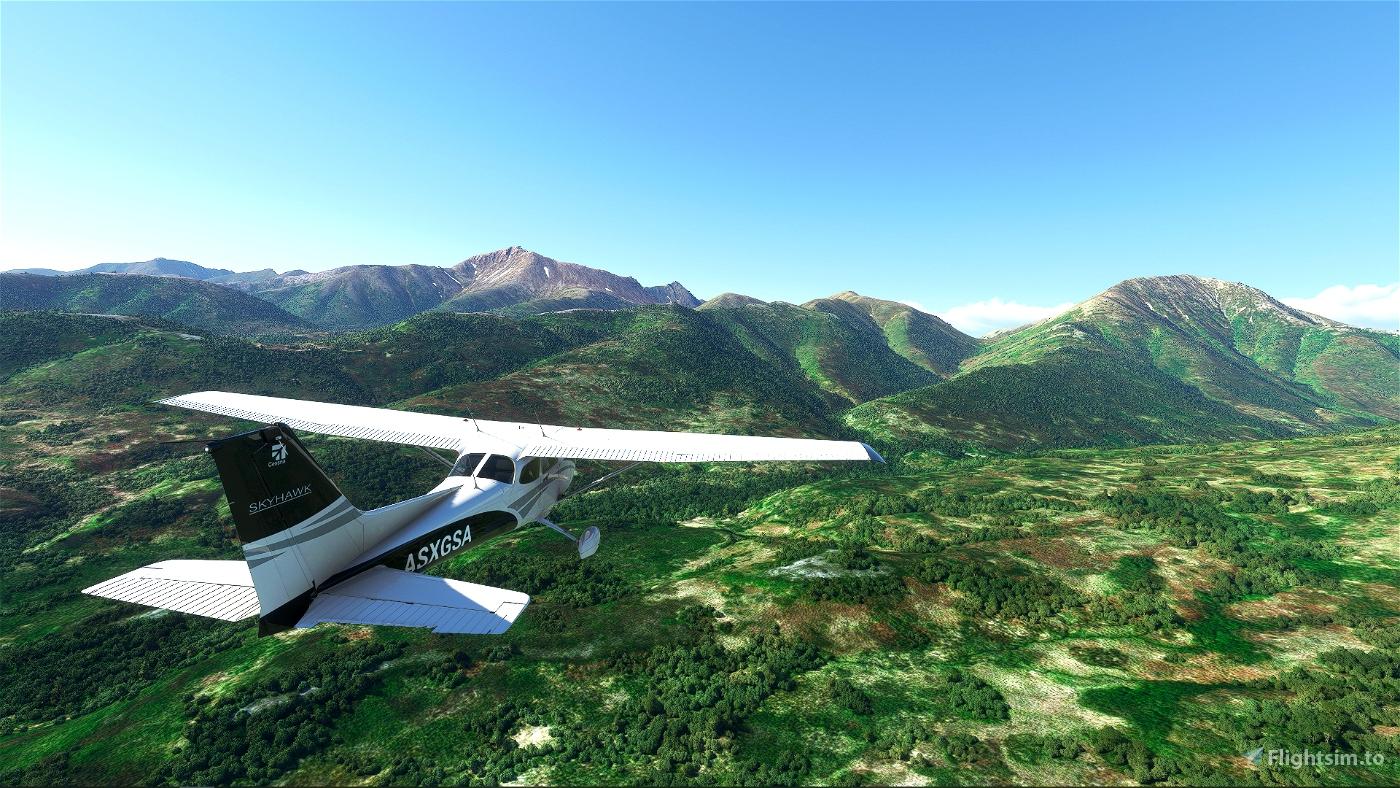 Discover Alaska, Chapter 1: PAKN-PAMK