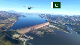 Discover the Indian Subcontinent Bushtrip - Part 3/4 - Pakistan Microsoft Flight Simulator