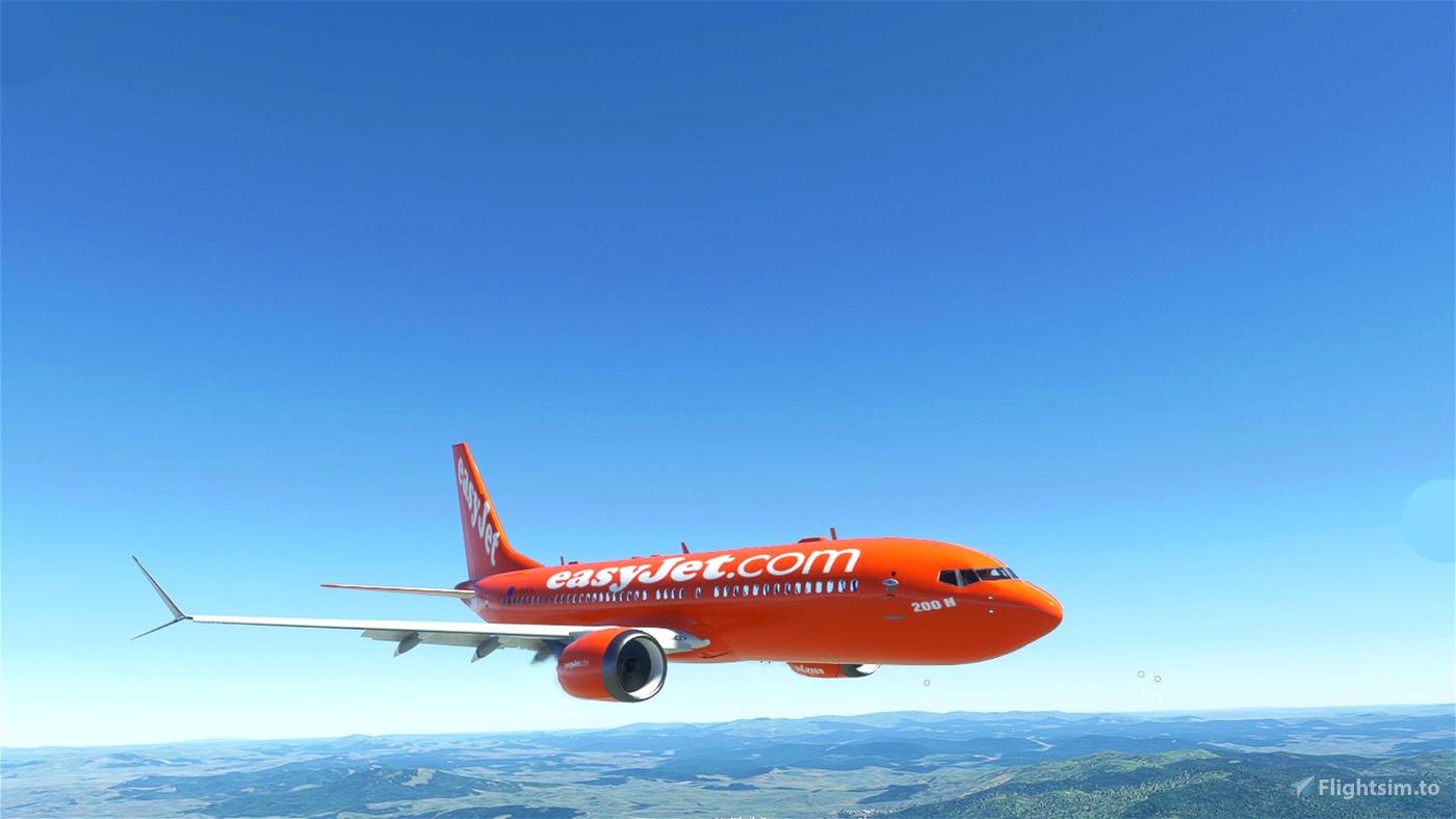 EASYJET 737M