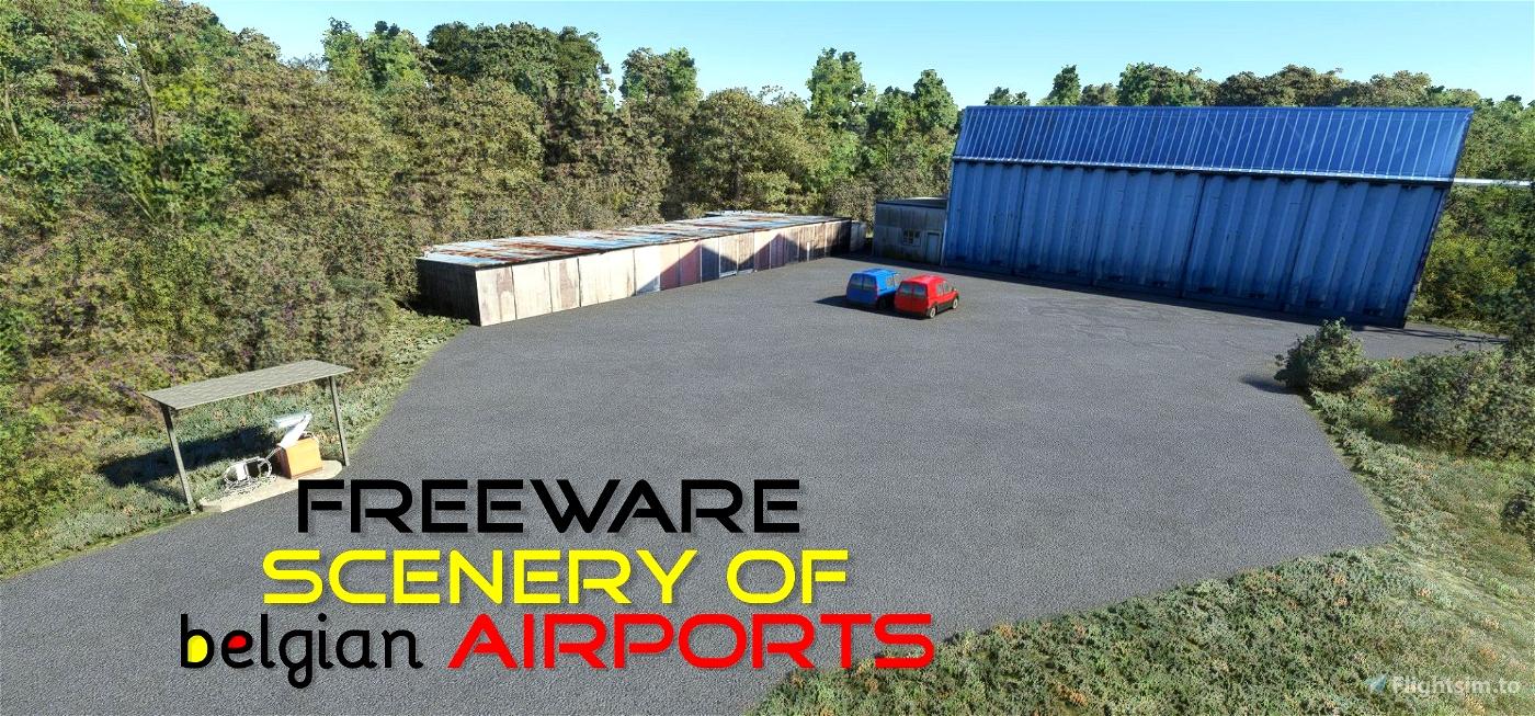 EBWE Airbase Weelde, Belgium