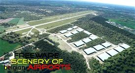 EBWE Airbase Weelde, Belgium Microsoft Flight Simulator