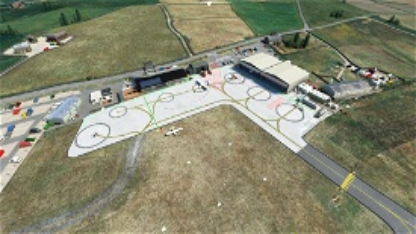 EGHC - Lands End/St Just Airport UK - Upgrade Microsoft Flight Simulator