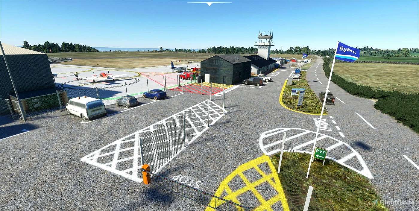 EGHC - Lands End/St Just Airport UK - Upgrade