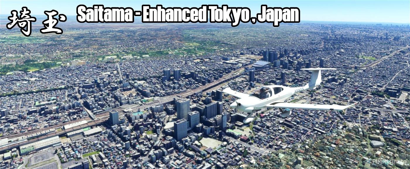 Enhanced Tokyo, Japan 202109 Part 1 of 2