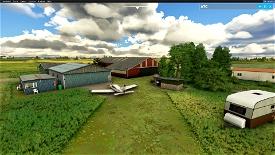 ESGF Falkenberg Microsoft Flight Simulator