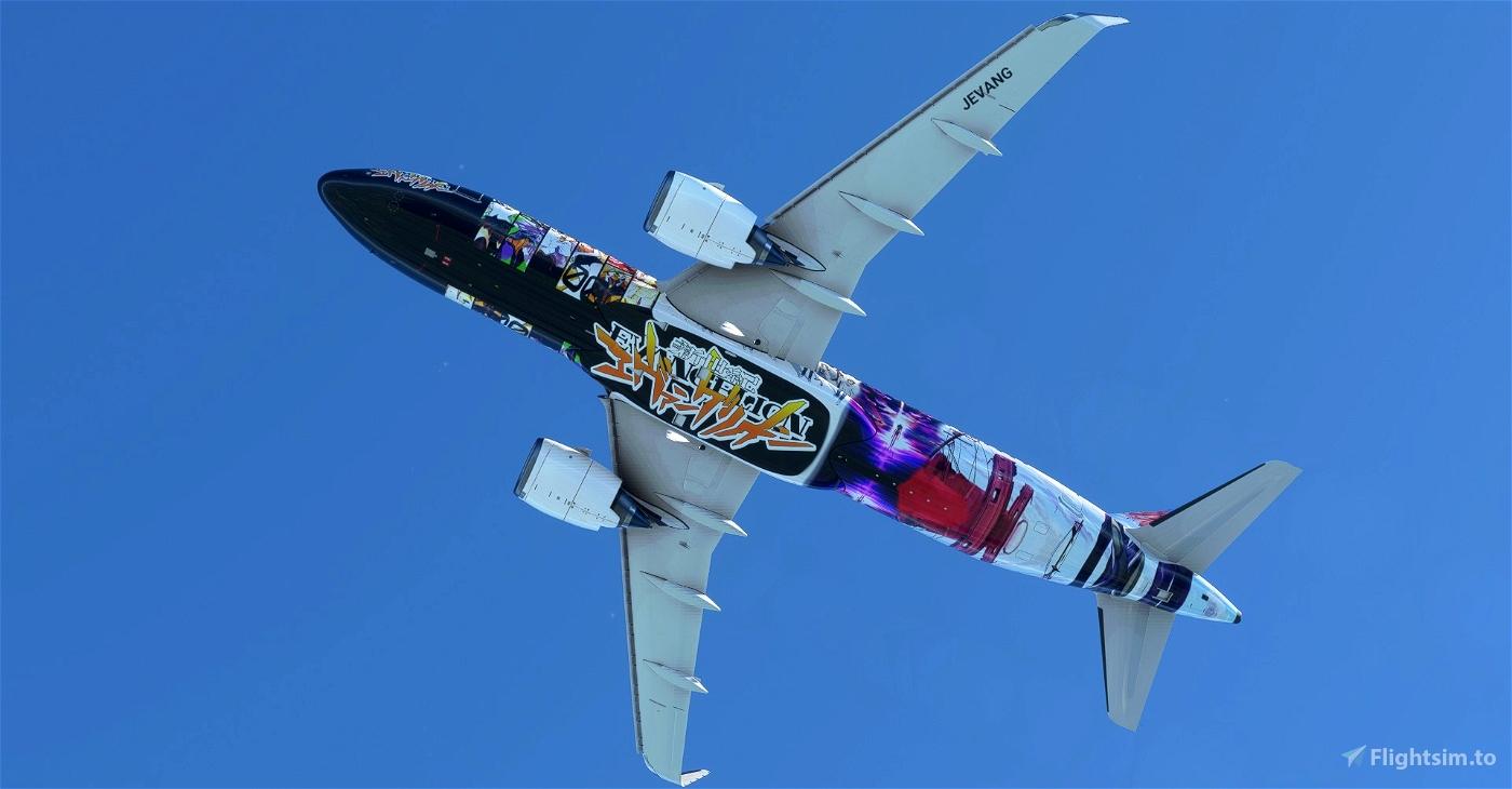 Evangelion A320 Neo