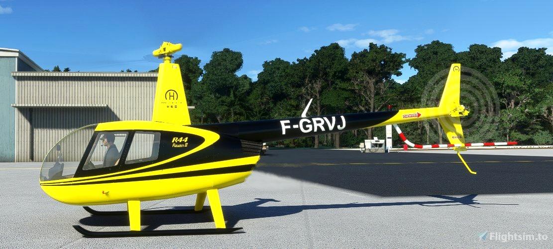 F-GRVJ | Run Helico | R44 Raven II Alpha 2.0