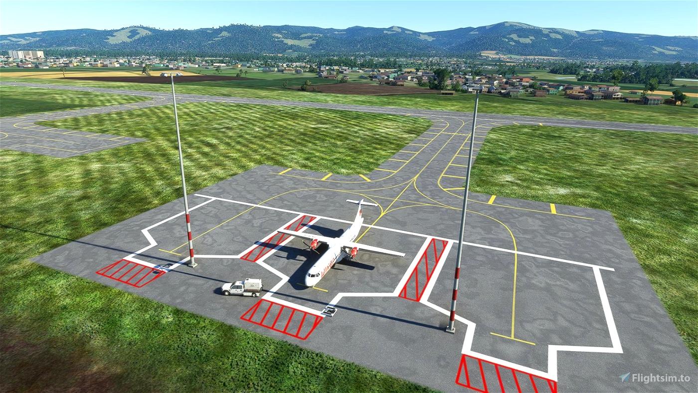 Indonesian Airport Pack Microsoft Flight Simulator