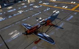 Gee Bee R3 Livery - Stihl Reno Racer  Microsoft Flight Simulator