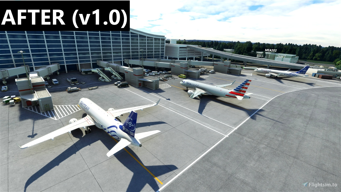 Generic A320 Traffic