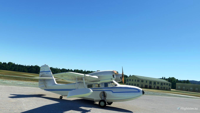 Grumman G44A Widgeon N67867 request Microsoft Flight Simulator