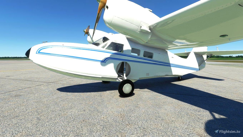 Grumman G44A Widgeon N67867 request