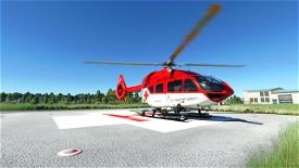 H145 - Air-Transport Europe - PACK [8K] Microsoft Flight Simulator