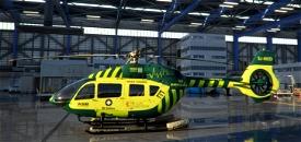 H145 | St John Air Ambulance | Fictional | 8K Microsoft Flight Simulator