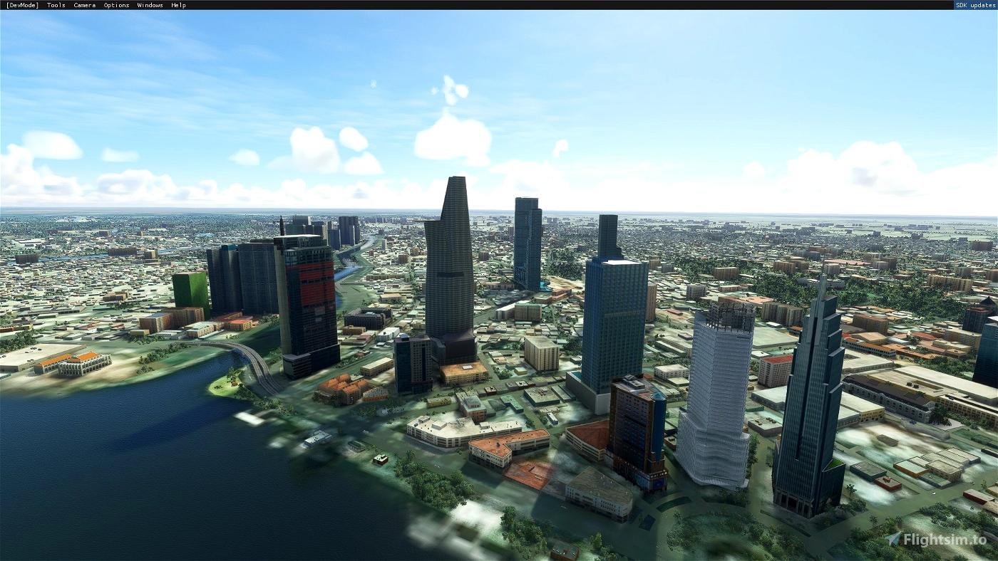 Ho Chi Minh City Landmarks