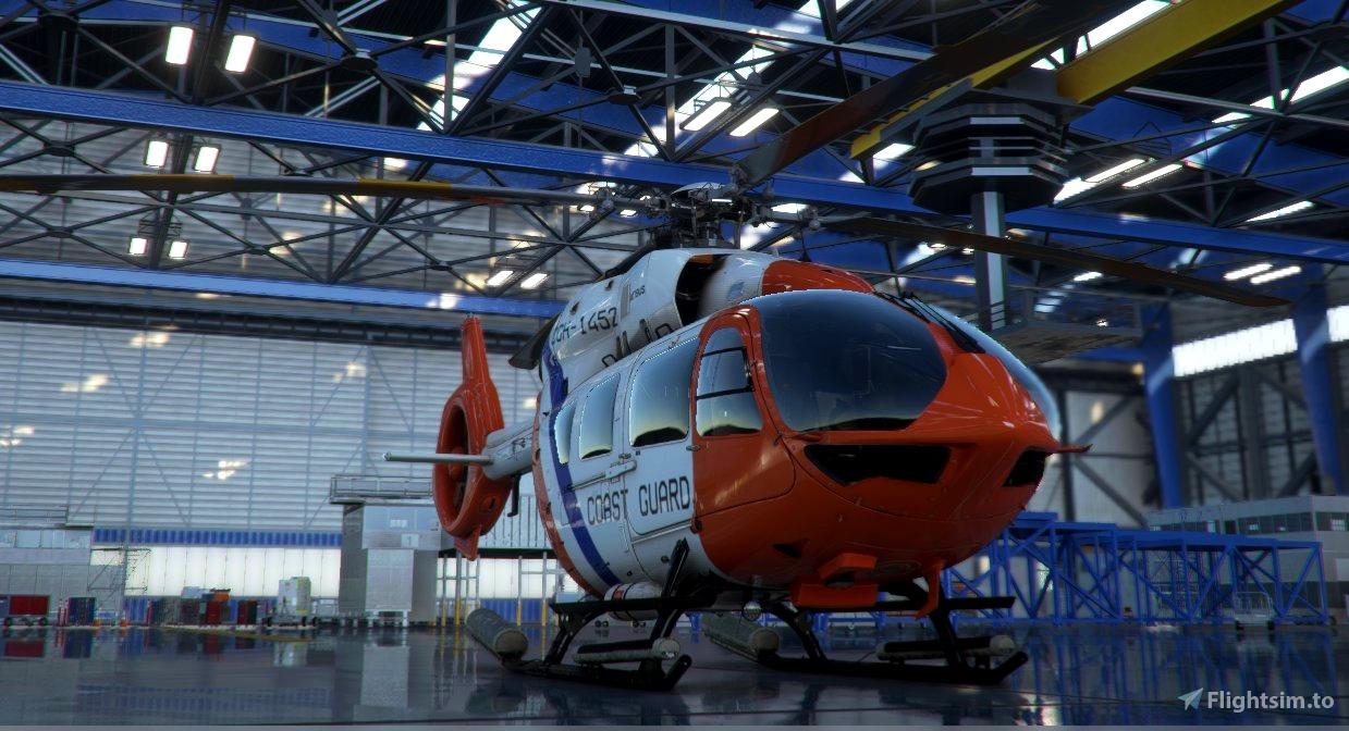 HPG H145 PHILIPPINE COAST GUARD LIVERY Microsoft Flight Simulator