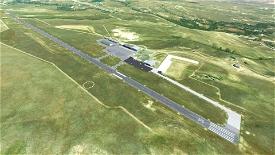 KBYG Johnson County Airport - Buffalo, Wyoming  Microsoft Flight Simulator