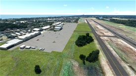 KCRE - Grand Strand Airport Microsoft Flight Simulator