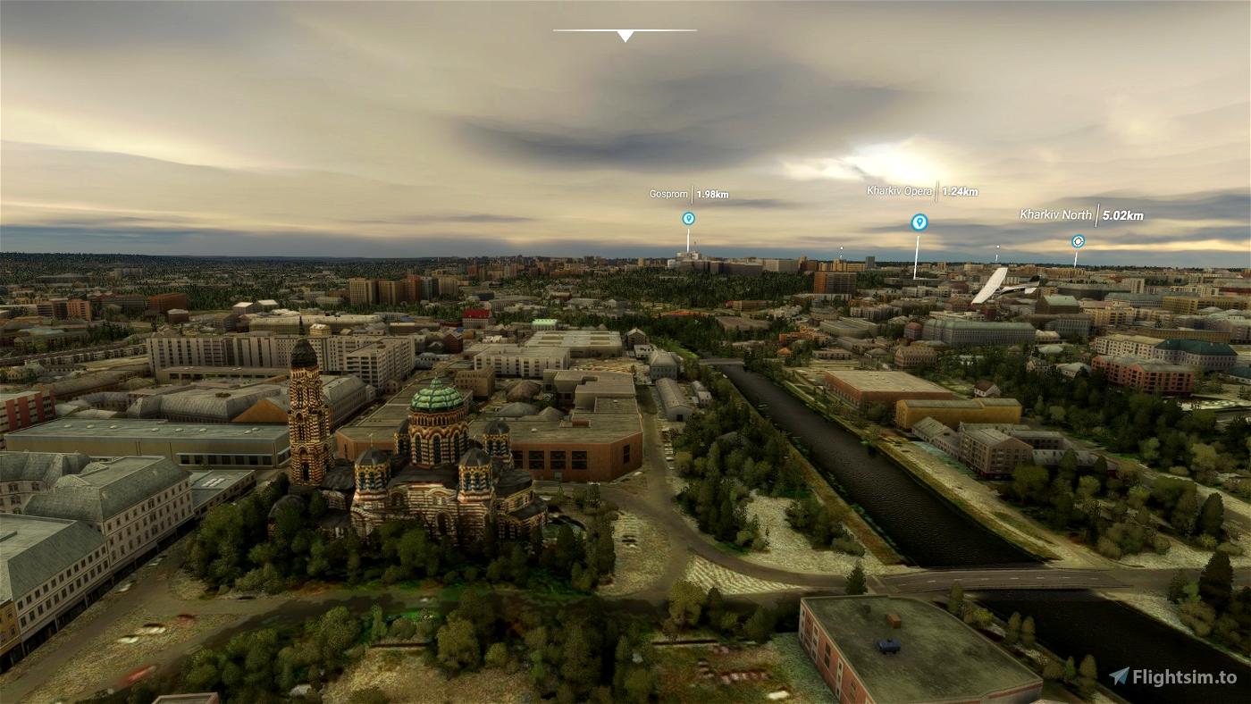 Kharkiv Landmarks