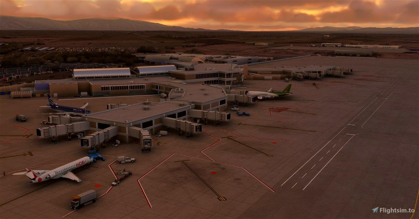 KTUS - Tucson International Airport