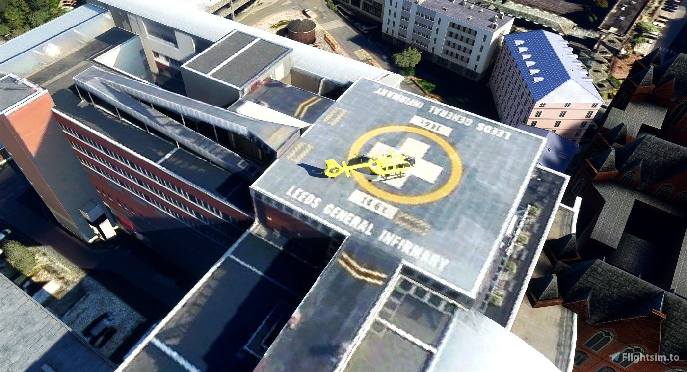 Leeds General Infirmary | Leeds, UK