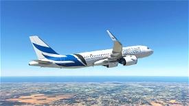 [A32NX] Libyan Wings [4K] Microsoft Flight Simulator