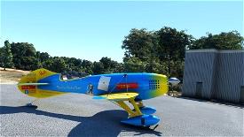 Livery Vaucluse Racing Team  V 2.0.0-GeeBee R3 special by Newdeclic Microsoft Flight Simulator