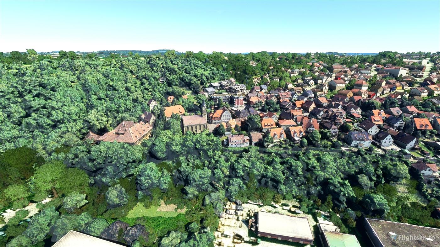 Ludwigsburg - drumherum