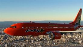 MANGO Microsoft Flight Simulator