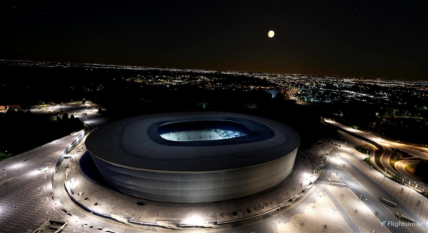 Meijski Stadion Wroclaw - Poland