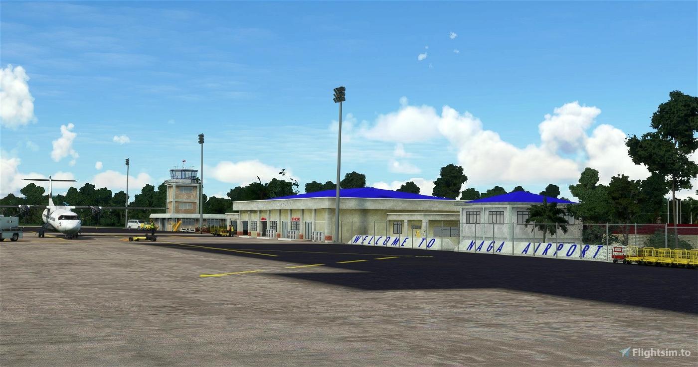Naga Airport (RPUN)