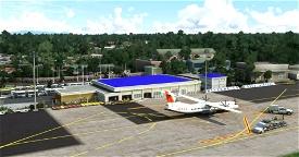 Naga Airport (RPUN) Microsoft Flight Simulator