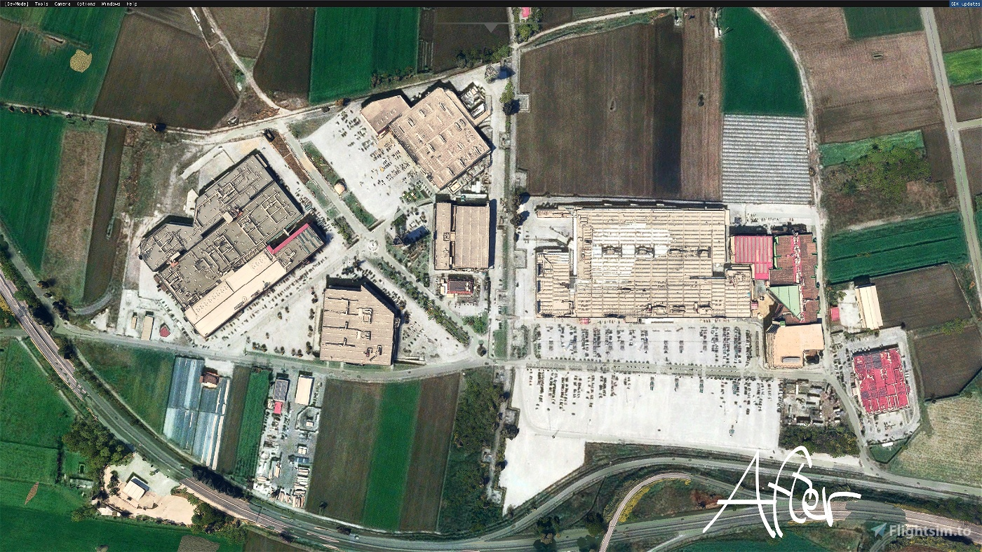 Napoli: Ipercoop di Afragola
