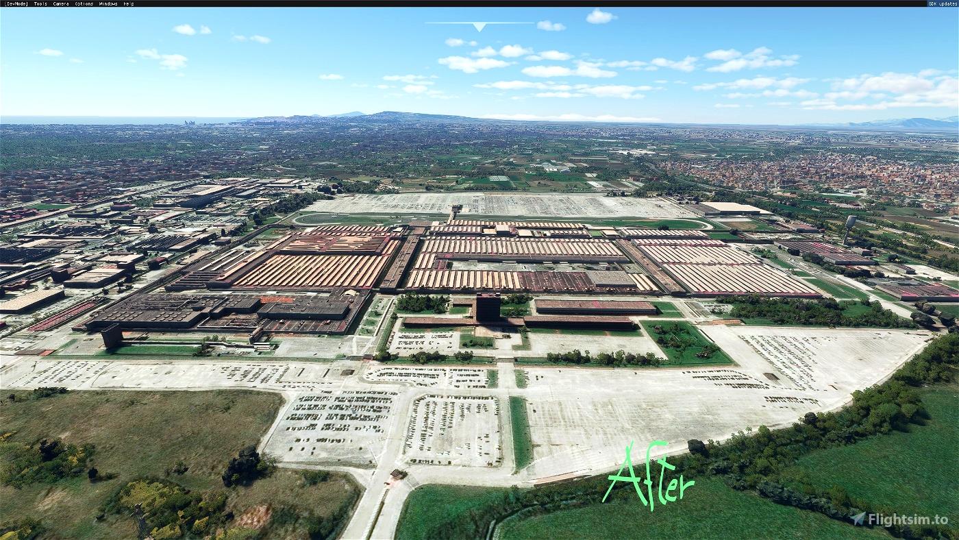 Napoli: Polo industriale Fiat di Pomigliano