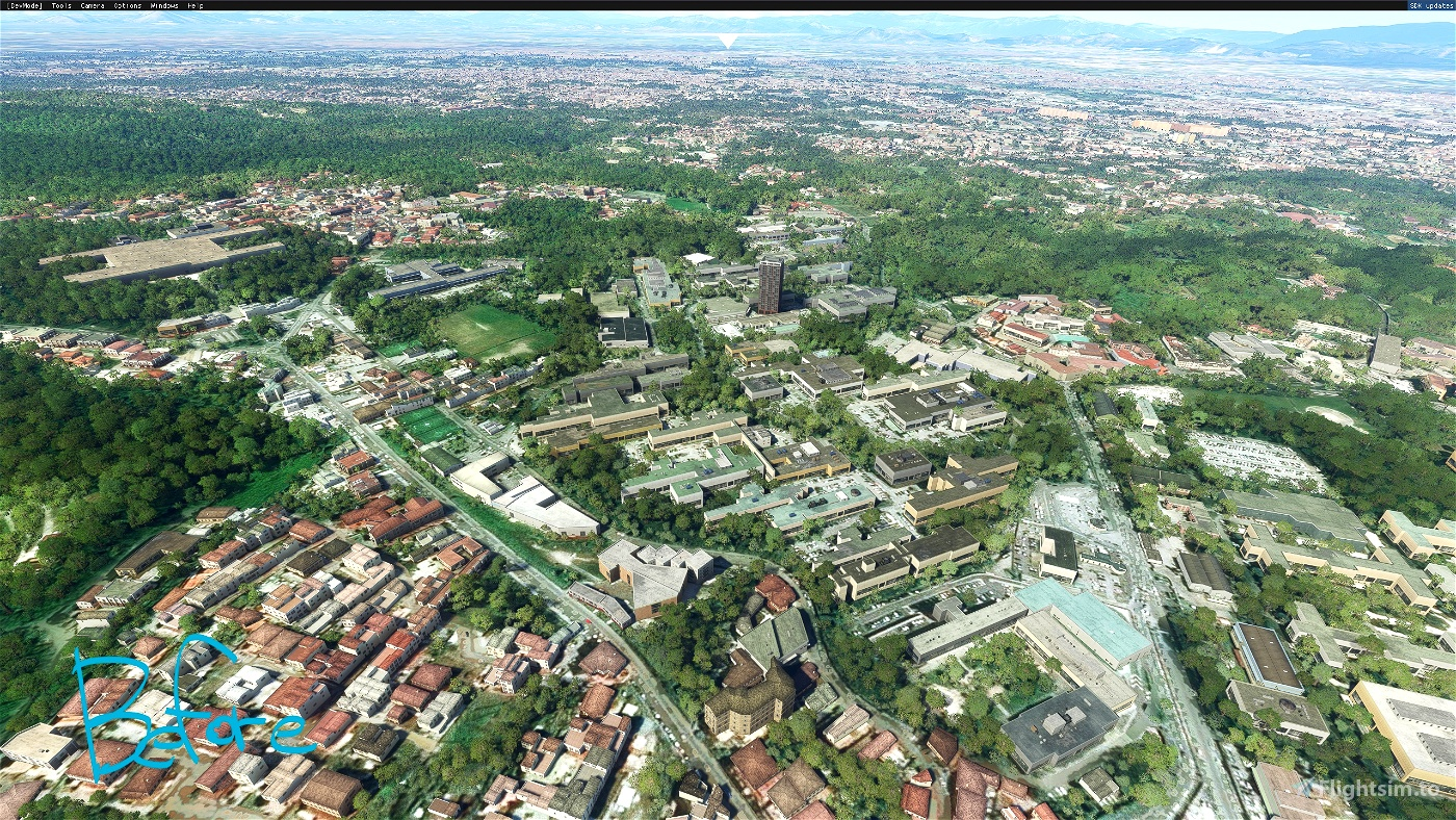Napoli: Zona ospedaliera