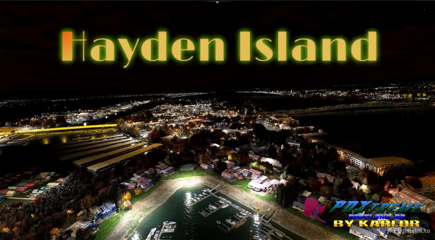 PDXtreme - Hayden Island - Portland, Oregon