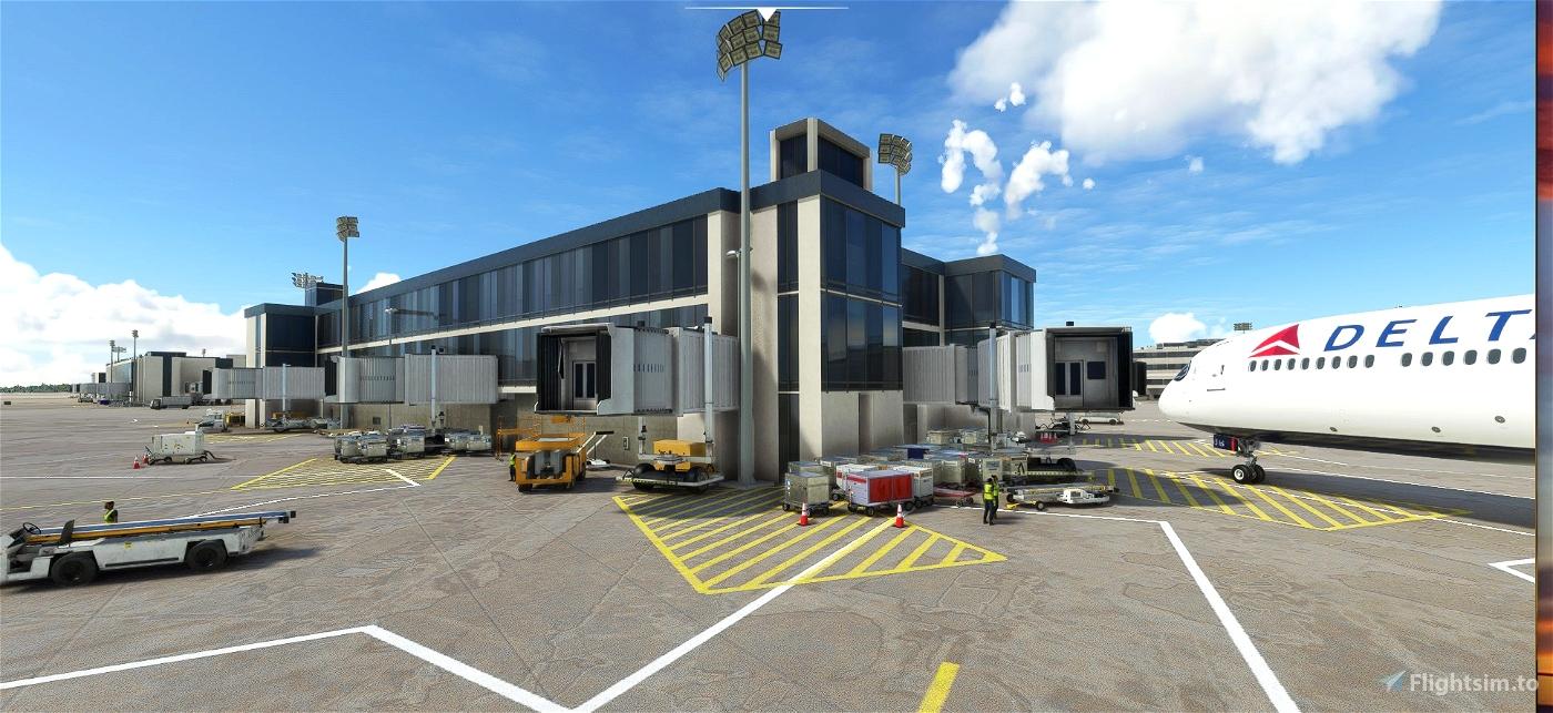 Philadelphia International Airport v1.02
