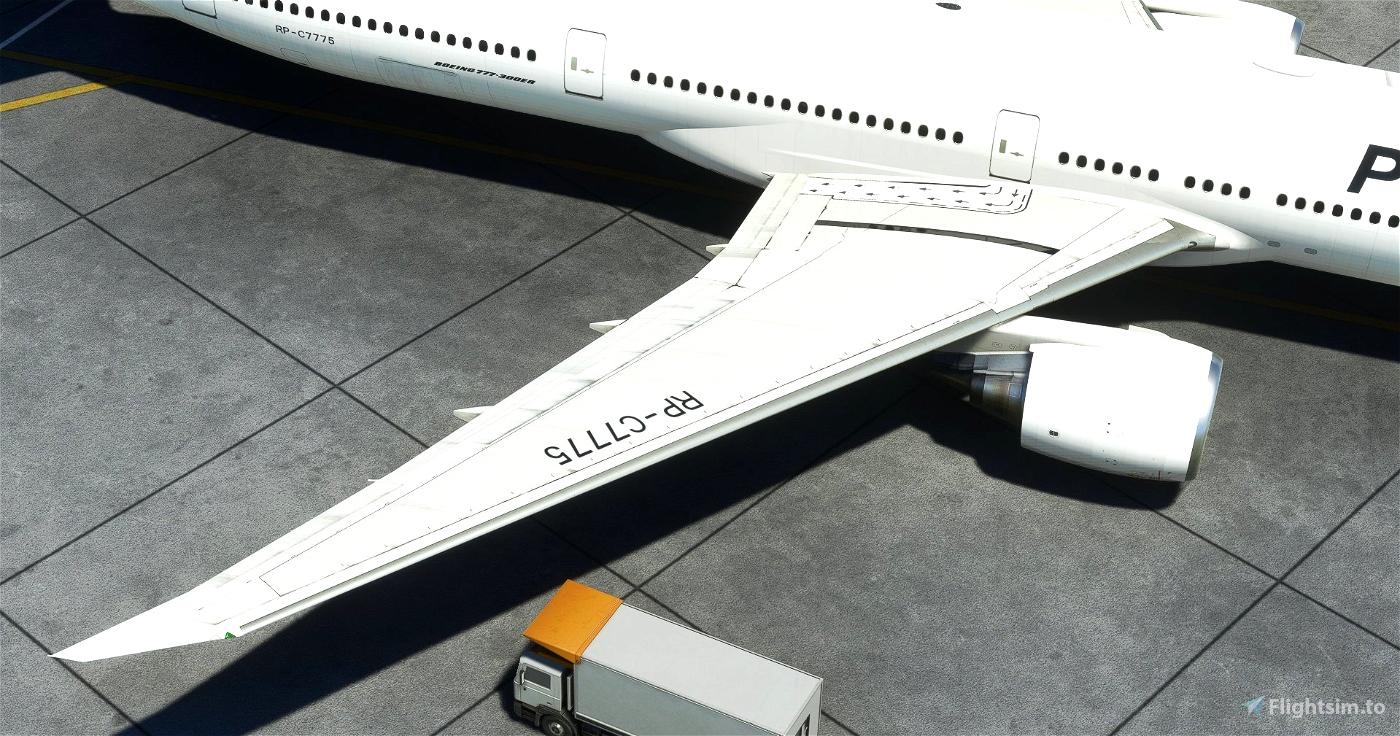 Philippine Airlines 777-300ER Ultra - Captain Sim