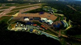 Pittsburgh International (KPIT) 171st Air Refueling Wing Scenery Pack 02 Microsoft Flight Simulator